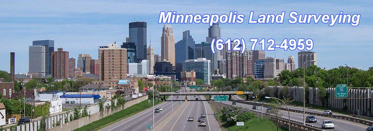 Minneapolis Land Surveying